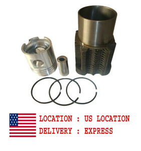 Cylinder Liner Piston Kit For Deutz Fl912 100mm 02928142 04157756 02136952