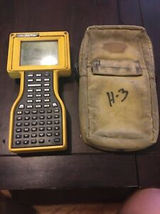 Tds Ranger N687 trimble Survey Data Collector Used W survey Pro And Charger