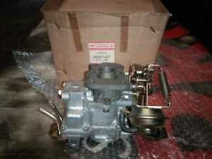 Mitsubishi Carburetor Md007487 For 4g33 Galant Delica Celeste Lancer