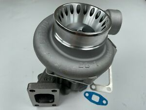 Billet Racing Turbo Charger Ar 63 Hot Ar 70 Cold T3 Gt35 Gt30 T3t4 T04e