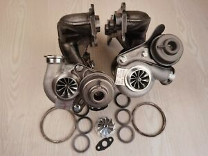 900hp Billet Upgrade Td04l4 19t Bmw N54 335i 335xi 335is 3 0 Twin Turbo Charger
