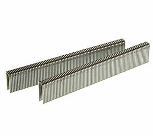 Senco L10babn 18 Gauge By 1 4 inch Crown By 5 8 inch Electro Galvanized Staples