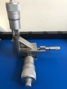 Newport 462 xyz m Ultralign Linear Stage Sm 25 1 Hr 1 2 Micrometers