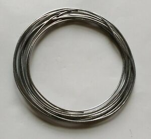 70 Inches 0 6mm Of 63 37 Tin Lead Solder 025 Dia For Electronic Circuits