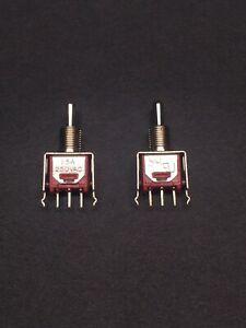 Toggle Switch 3 Position 1 5a 250vac 100 Pack