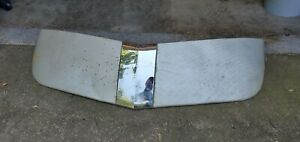Vintage Sun Visor Shield Fulton Peckat Chevy Buick Oldsmobile Hot Rod Rat Bomb