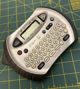 Brother P touch Label Maker Handheld Printer Machine Tested Works Great Pt 70