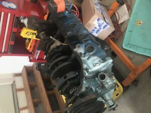 Pontiac 400 Engine Block 2 Bolt Main