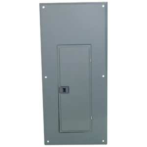 Indoor Electrical Panel Qo Load Center Flush Cover 40 space Replacement Part