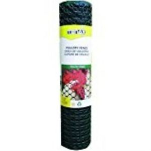 Tenax 72120942 Plastic Poultry Fence Green
