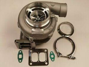 Billet Wheel Turbo Charger Gt45r Gt35 T04e A r 84 T4 Flange A r 70 Anti surge