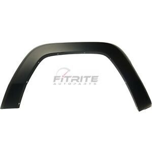 New Front Right Side Fender Flare Primed Fits Jeep Commander 2006 2010 Ch1269120