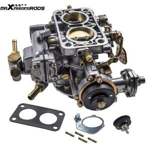 Universal 38x38 2 Barrel Carburetor For Toyota For Jeep For Bmw