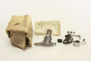 Nos 1952 Lincoln Convertible Hard Top Spotlight Bracket Kit Fac 18155 A Lh