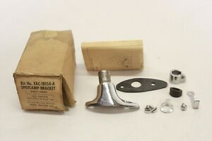 Nos 1952 Lincoln Convertible Hard Top Spotlight Bracket Kit Fac 18154 A Rh
