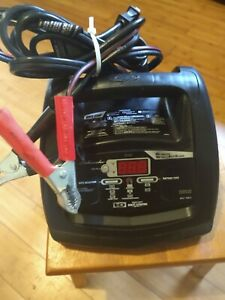 Schumacher Sc1307 Automatic 85 Amp Battery Charger Engine Starter Free Shp