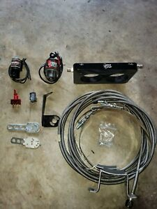 05 10 Mustang Gt Partial Nitrous Outlet Plate Kit