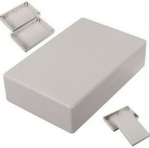 Waterproof Plastic Cover Project Electronic Case Enclosure Box 125x80x32mm W4