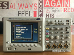 1pc Tektronix Tds3034c Oscilloscope By Dhl Or Ems With Warranty g1377 Xh