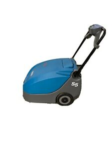 Tennant T5 Battery Powered Sweeper Only 12 Hours