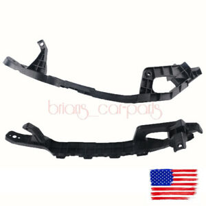 Fit For 2008 2012 Honda Accord Headlight Headlamp Retainers Mounting Brackets