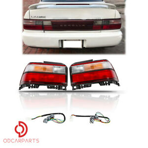 Fits Toyota Corolla Sedan 1993 1997 Ae100 Ae101 Tail Light Rear Lamp Jdm Set L r