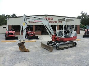 2013 Takeuchi Tb235 Excavator Good Condition Watch Video Only 2350 Hours