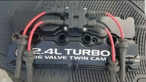 Srt4 Neon Valve Cover Coil Pack Msd Wires Cables Turbo
