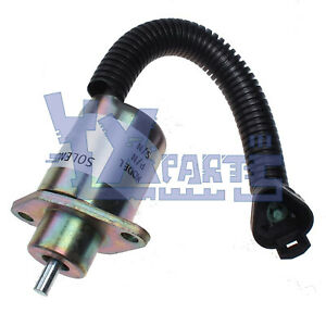 Solenoid Valve 172 7209 2848a278 For Cat 232 262 252 242 906 257 277 267 287 247