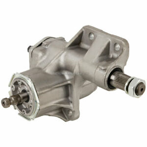 New Quick Ratio Manual Steering Gear Box For Dodge Chrysler Plymouth Mopar