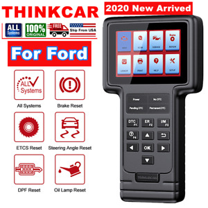 For Ford Full System Obd2 Abs Srs Code Reader Oil Epb Sas Dpf Diagnostic Tool