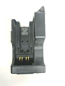 Motorola Ntn1340a Converta com Radio Holder Unit And Hmn 1056d