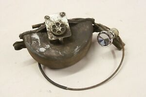 Vintage 1950 s Anco Maxi vac Windshield Wiper Vacuum Motor W Control Cable Knob