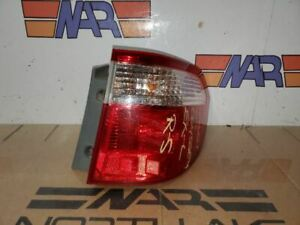 Passenger Right Tail Light Quarter Panel Mounted Fits 07 Odyssey 781670