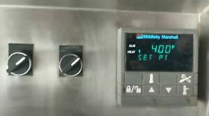 Middleby Marshall Ps350 360 Dbl Factory Renewed Nat Gas Or Lp Conveyor Oven