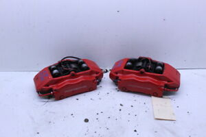2000 2012 Porsche Boxster S Cayman S 986 987 Front Brake Calipers Brembo Pair Re