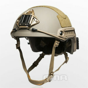 FMA OPS FAST High Cut HELMET ARMY Outdoor Tactical Helmet Thicken Protection $148.00