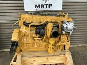 2006 Caterpillar C7 Diesel Engine Acert 7 2l 70 Pin Esn Wax74178 Ar 281 9875