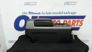 07 Ford F150 Front Floor Center Console Black And Gray