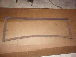 1932 1933 1934 Ford Pickup Truck Windshield Frame Solid With Moving Upper Hinge