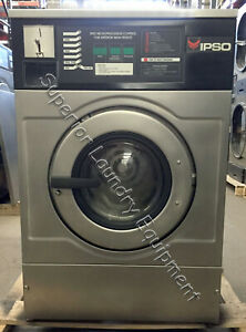 Ipso Iwf020 Washer 20lb Coin 220v 1 3ph Reconditioned