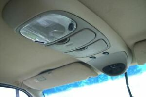 Roof Center Console Tan 2000 Ford Expedition Carrm