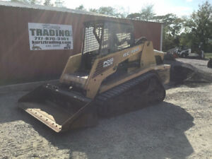 2006 Asv Rc100 Posi track Compact Track Skid Steer Loader W New Tracks