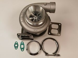 Billet Turbocharger Gt3584 Gt35 T4 Twin Scroll A r 70 Compressor A r 84 Hot