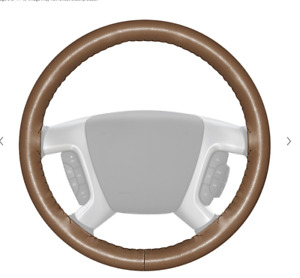 Leather Steering Tan Steering Wheel Cover Wheelskins C 04 Original One color