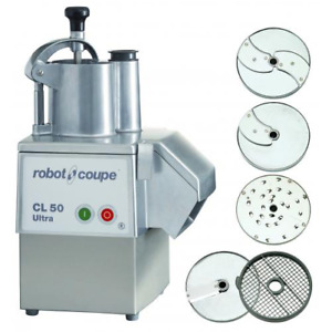 Robot Coupe Cl50eupizza Cl50 Ultra Pizza Pack W Stainless Steel Motor Base