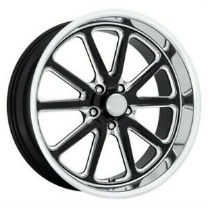 1 New 18x9 5 Us Mag Rambler Gloss Black Milled 5x120 65 U11718956152