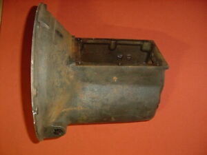 Chevy V 8 Engine Ford Flathead 3 Speed Transmission Adapter Scta Truck F1 1940