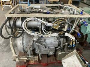 Good Rolls royce K60 Mk4 Diesel Engine 6 cyl Opposed piston Supercharged W trans
