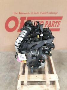 13 16 Ford Fusion 2 0l Turbo Engine Motor Assembly